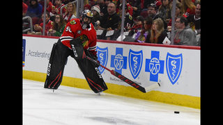 Blackhawks dealt another blow with Crawford