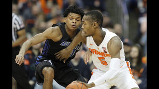 No. 14 Buffalo beats Syracuse 71-59 to stay unbeaten