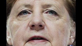 German Chancellor Angela Merkel to receive Fulbright prize