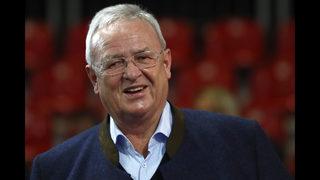 Former VW boss Winterkorn leaves Bayern supervisory board