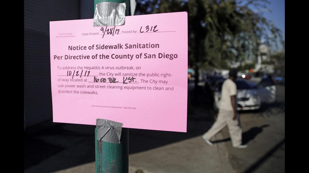 State audit slams San Diego response to Hepatitis A outbreak