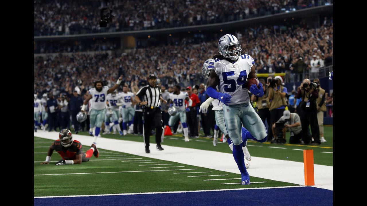 Prescott, Cowboys wrap up NFC East with 27-20 win over Bucs | WSB-TV