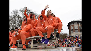 Photos: Clemson Football Championship Parade