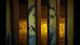 Parte de una cerca fronteriza en Tijuana, México, el 11 de enero del 2019. . (AP Photo/Gregory Bull)