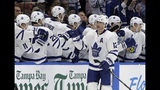 Maple Leafs beat NHL-leading Lightning 4-2