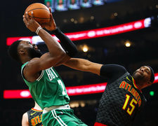 Celtics rally in 4th quarter to topple Hawks on the road