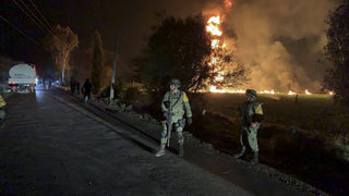 Death toll reaches 79 in Mexico fuel pipeline fire horror