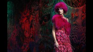 Hedi Slimane unveils debut menswear show for Celine in Paris
