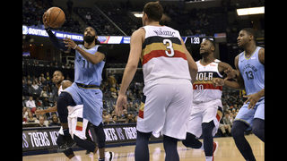 Conley says Grizzlies owner willing to trade him, Gasol