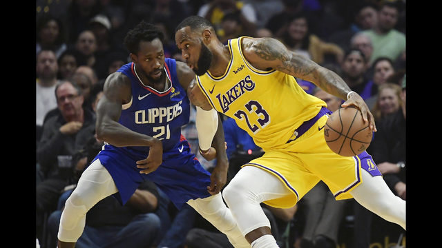 af5ec5d5f69 LeBron James sitting out for Lakers against Warriors