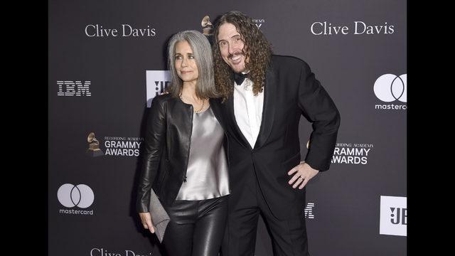 Nancy Pelosi Gets Rock Star Treatment At Clive Davis Gala Wjax Tv