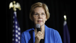 Sen. Elizabeth Warren visits metro Atlanta on campaign stop