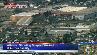 Illinois man being fired from job fatally shoots 5 workers | WSB-TV