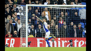 Brighton beats Derby to reach FA Cup quarterfinals