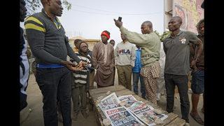 The Latest: Extremist attack in Nigeria kills 4 civilians