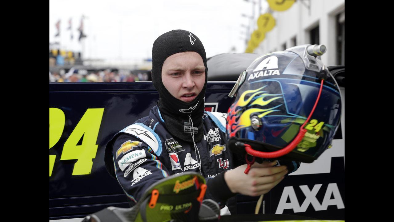 Byron Bowman Start From Front Row In 61st Daytona 500 Fox13