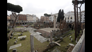 Ancient site linked to Caesar