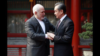 China, Iran meet amid efforts to preserve nuclear deal