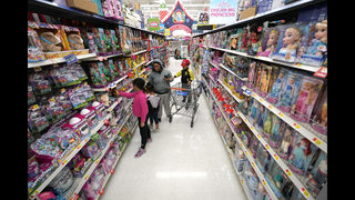 Walmart tops 4Q expectations all around