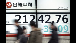 World stocks turn lower ahead of more China-US trade talks
