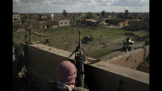 UN concerned about some 200 families trapped in IS enclave