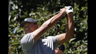 A new country, big excitement in Mexico over Tiger Woods