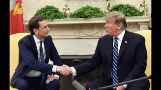 Trump says trade deal will determine outcome on auto tariffs