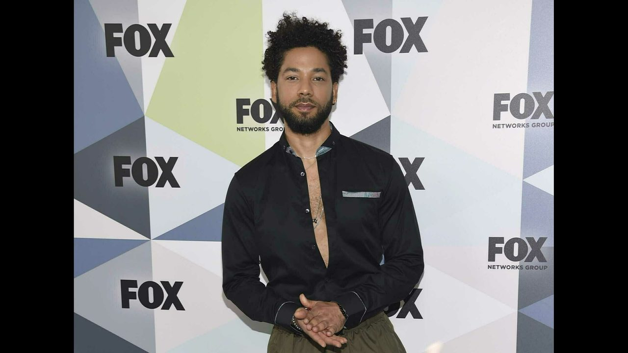 The Latest: 'Empire' actor turns self in to face charge | WSB-TV