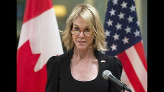 Vacant UN post has new favorite: the US ambassador to Canada