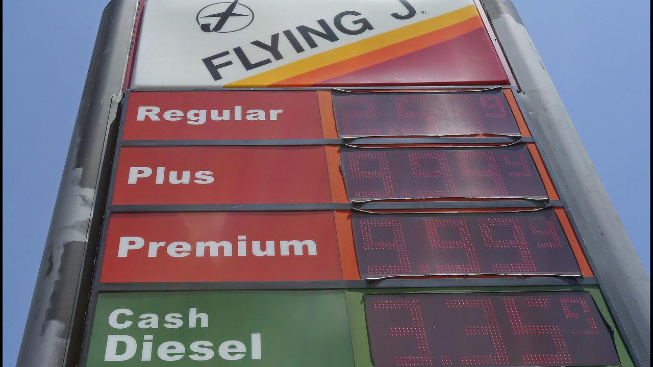 Gas Prices Atlanta >> Average Us Price Of Gas Spikes 13 Cents Per Gallon To 2 91