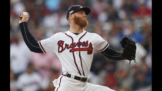 Braves: Foltynewicz will not be ready for opening day