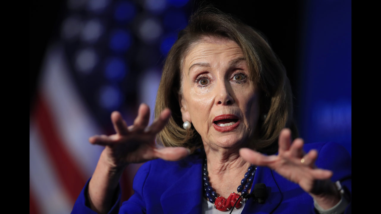 Pelosi: Impeaching Trump 'just not worth it' | WFTV