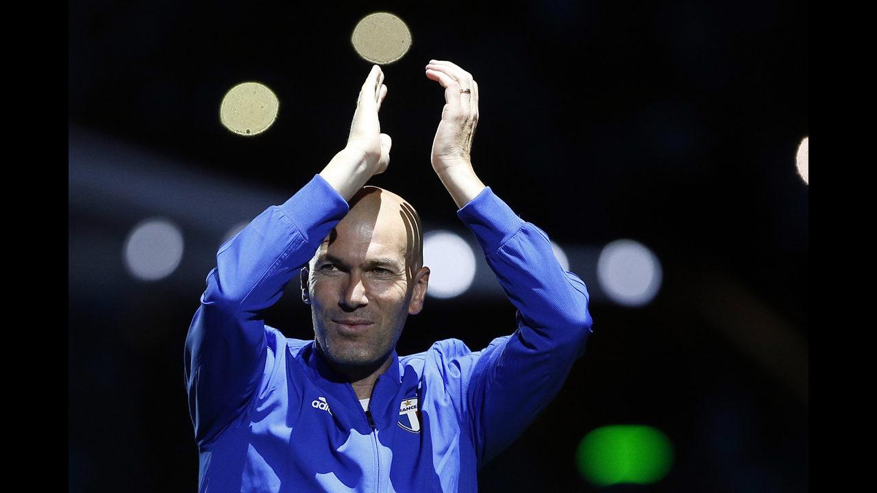 17c0f2b1a Report  Zinedine Zidane returning to coach Real Madrid