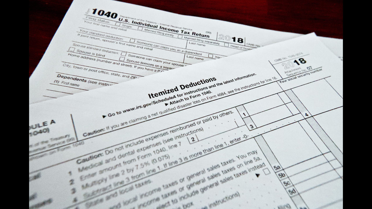 7 tax changes investors should watch for as they file | WFTV