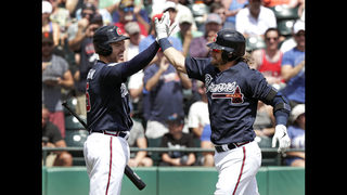 Even as defending champ, Braves still underdogs in NL East