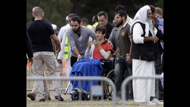 New Zealand Mosque Shooting Photo: New Zealand Holds First Funerals For Mosque Shooting