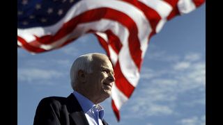 Trump again knocks McCain as Republicans urge end to attacks