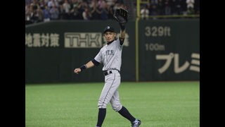 Ichiro says goodbye to adoring fans; Mariners beat A