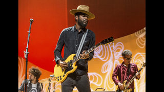 Gary Clark Jr. is confronting racism with