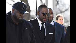 The Latest: No decision on R. Kelly