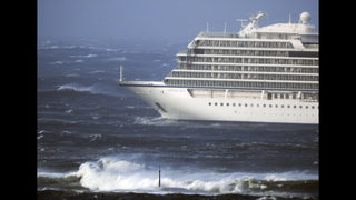 The Latest: 2nd ship needs rescue off Norway