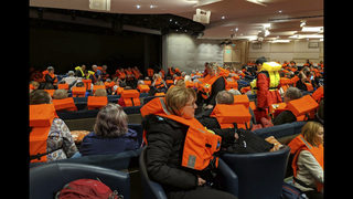 The Latest: All Viking Sky passengers, crew safe; ship docks