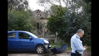 The Latest: Air raid sirens heard in southern Israel