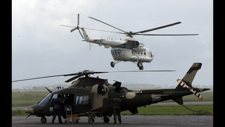 US military to provide support to Mozambique for cyclone