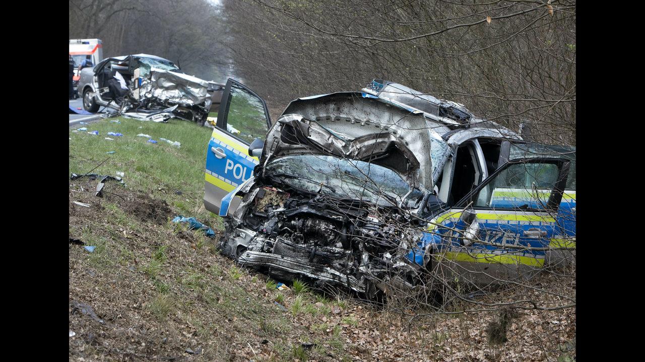 3 die in Germany plane crash, 2 more in police car crash   FOX13