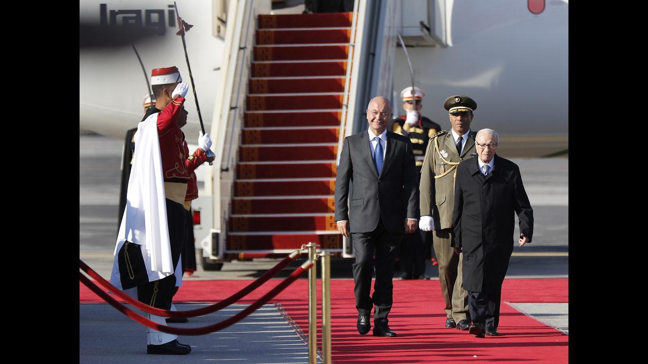 Arab summit to showcase unity against Trump's Israel policy | WSB-TV