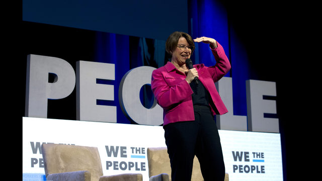 Sen  Amy Klobuchar latest 2020 hopeful to release taxes | KIRO-TV
