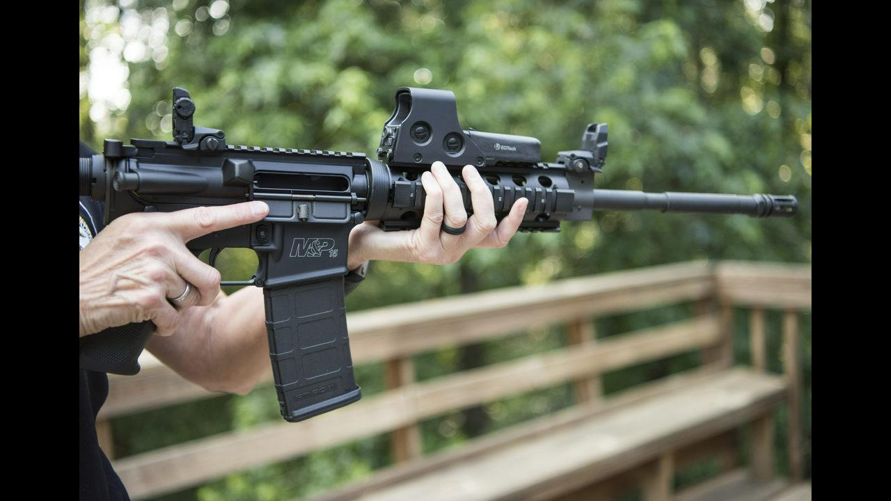 Pittsburgh approves gun control bills