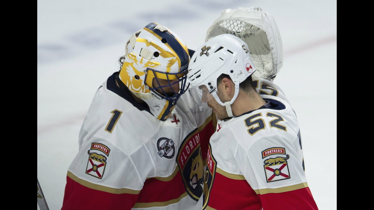 Panthers Goalie Luongo To Turn 40 Figure Out What S Next Wftv