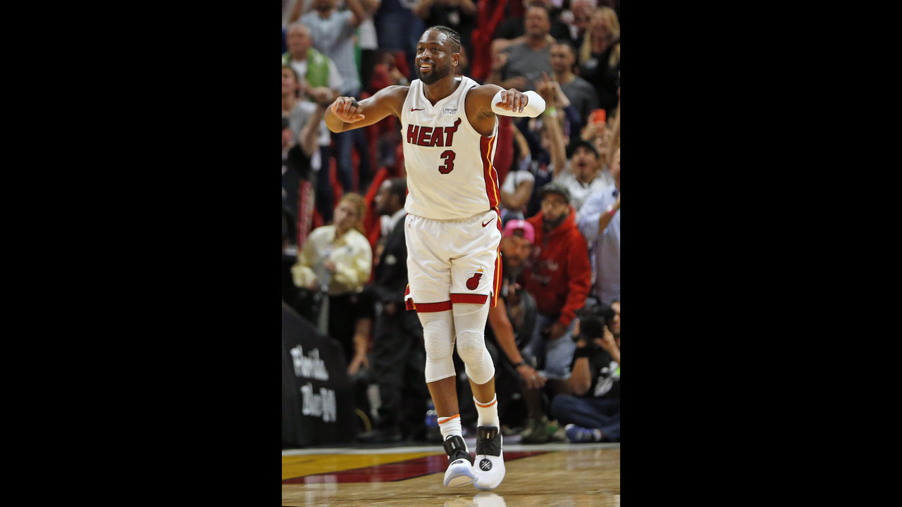d7154bd4283f Amazing   Dwyane Wade s last game in Miami may have arrived